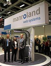 Manroland Web Systems na targach World Publishing Expo 2013